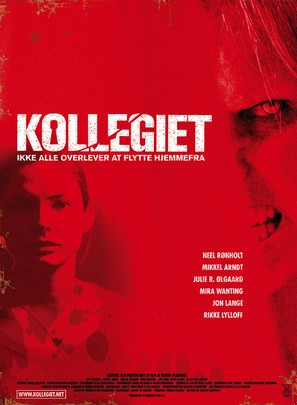 Kollegiet - Danish Movie Poster (thumbnail)