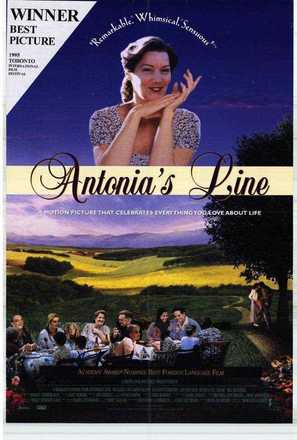 Antonia - Movie Poster (thumbnail)