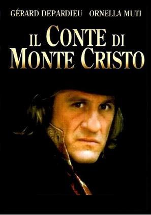 """""""Le comte de Monte Cristo"""" - Italian Movie Poster (thumbnail)"""