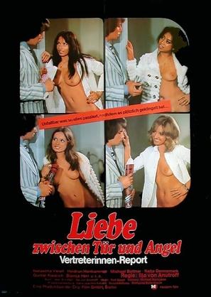 Liebe zwischen Tür und Angel - German Movie Poster (thumbnail)