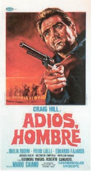 Sette pistole per un massacro - Italian Movie Poster (thumbnail)