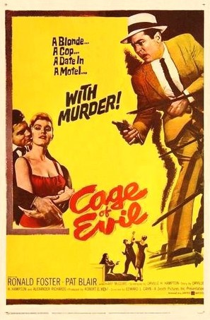 Cage of Evil - Movie Poster (thumbnail)