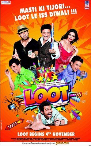 Loot - Indian Movie Poster (thumbnail)