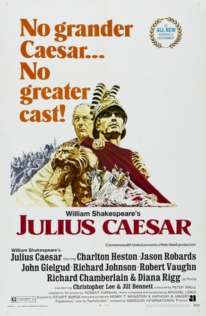 Julius Caesar - Movie Poster (thumbnail)