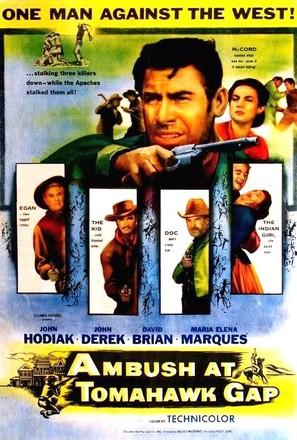 Ambush at Tomahawk Gap - Movie Poster (thumbnail)
