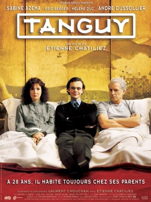 Tanguy - French Movie Poster (thumbnail)