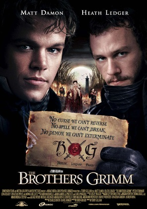 The Brothers Grimm - Movie Poster (thumbnail)