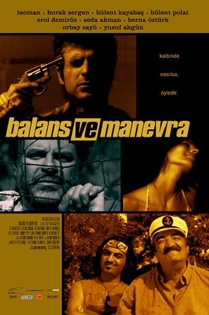 Balans ve manevra - Turkish Movie Poster (thumbnail)