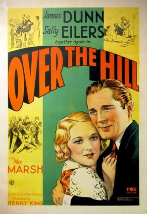 Over the Hill - Movie Poster (thumbnail)