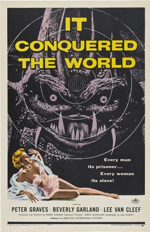 It Conquered the World - Movie Poster (thumbnail)
