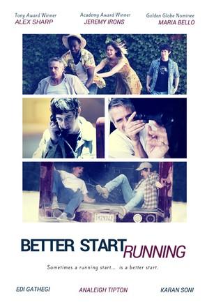 Better Start Running - Movie Poster (thumbnail)