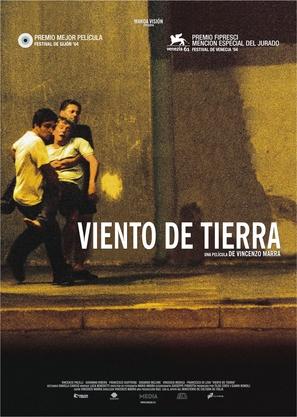 Vento di terra - Spanish Movie Poster (thumbnail)