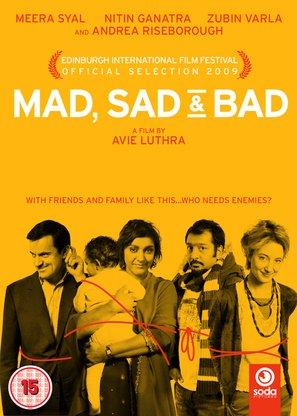 Mad Sad & Bad - British DVD cover (thumbnail)