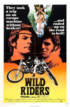 Wild Riders - Movie Poster (thumbnail)