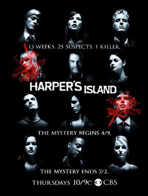 """Harper's Island"" - Movie Poster (thumbnail)"