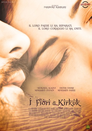 Golakani Kirkuk - The Flowers of Kirkuk - Italian Movie Poster (thumbnail)