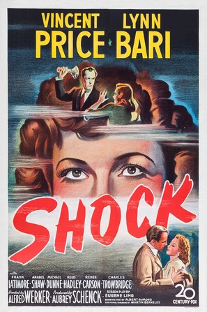 Shock - Movie Poster (thumbnail)