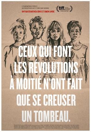 Ceux qui font les révolutions à moitié n'ont fait que se creuser un tombeau
