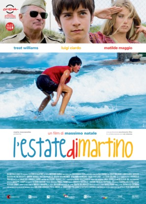L'estate di Martino - Italian Movie Poster (thumbnail)