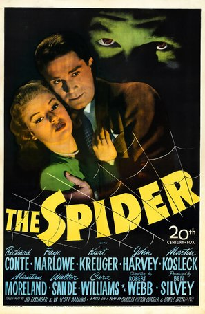 The Spider - Movie Poster (thumbnail)