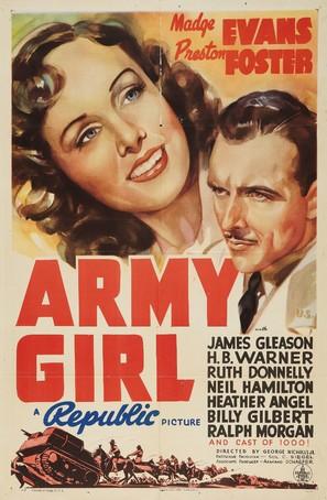 Army Girl - Movie Poster (thumbnail)