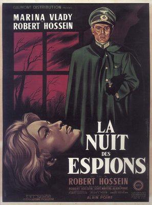 La nuit des espions