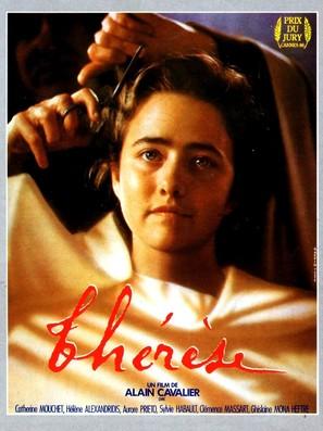 Thérèse - French Movie Poster (thumbnail)