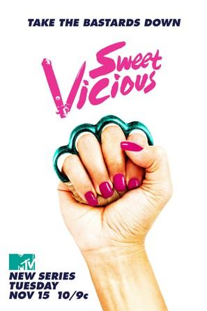 """Sweet/Vicious"" - Movie Poster (thumbnail)"