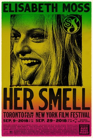 Her Smell - Movie Poster (thumbnail)