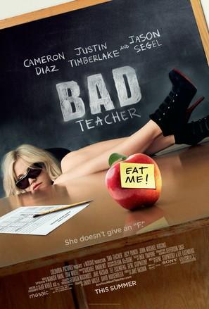 Bad Teacher - Movie Poster (thumbnail)