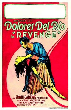 Revenge - Movie Poster (thumbnail)