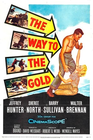 The Way to the Gold - Movie Poster (thumbnail)