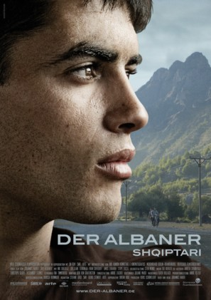 Der Albaner - German Movie Poster (thumbnail)