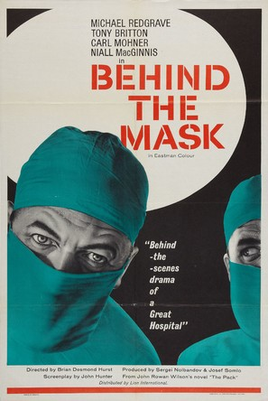 Behind the Mask - Movie Poster (thumbnail)