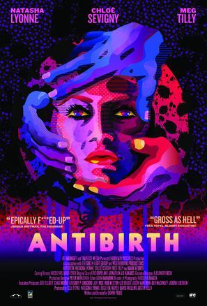 Antibirth - Movie Poster (thumbnail)