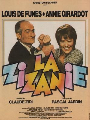 Zizanie, La - French Movie Poster (thumbnail)
