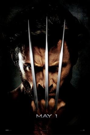 X-Men Origins: Wolverine - Movie Poster (thumbnail)