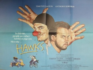 Hawks - British Movie Poster (thumbnail)