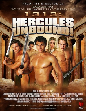 1313: Hercules Unbound! - Movie Poster (thumbnail)