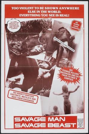 Ultime grida dalla savana - Movie Poster (thumbnail)