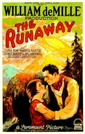 The Runaway - Movie Poster (thumbnail)