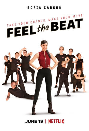Feel the Beat - Movie Poster (thumbnail)