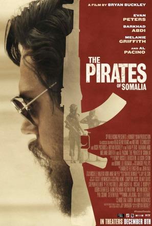 The Pirates of Somalia - Movie Poster (thumbnail)