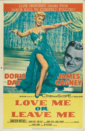 Love Me or Leave Me - Movie Poster (thumbnail)