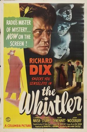 The Whistler - Movie Poster (thumbnail)