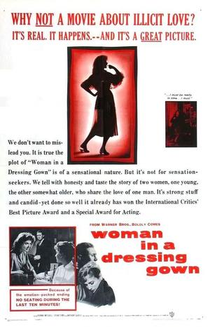 Woman in a Dressing Gown - Movie Poster (thumbnail)