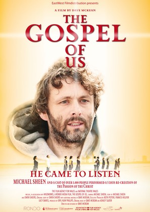 The Gospel of Us - British Movie Poster (thumbnail)