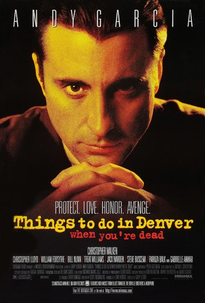 Things to Do in Denver When You're Dead - Movie Poster (thumbnail)