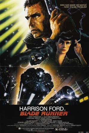 Blade Runner - Movie Poster (thumbnail)