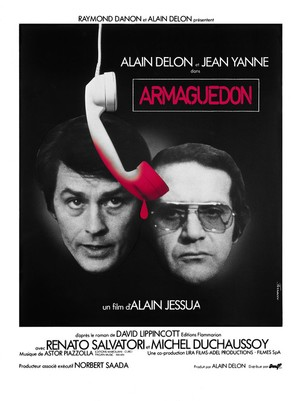 Armaguedon - French Movie Poster (thumbnail)